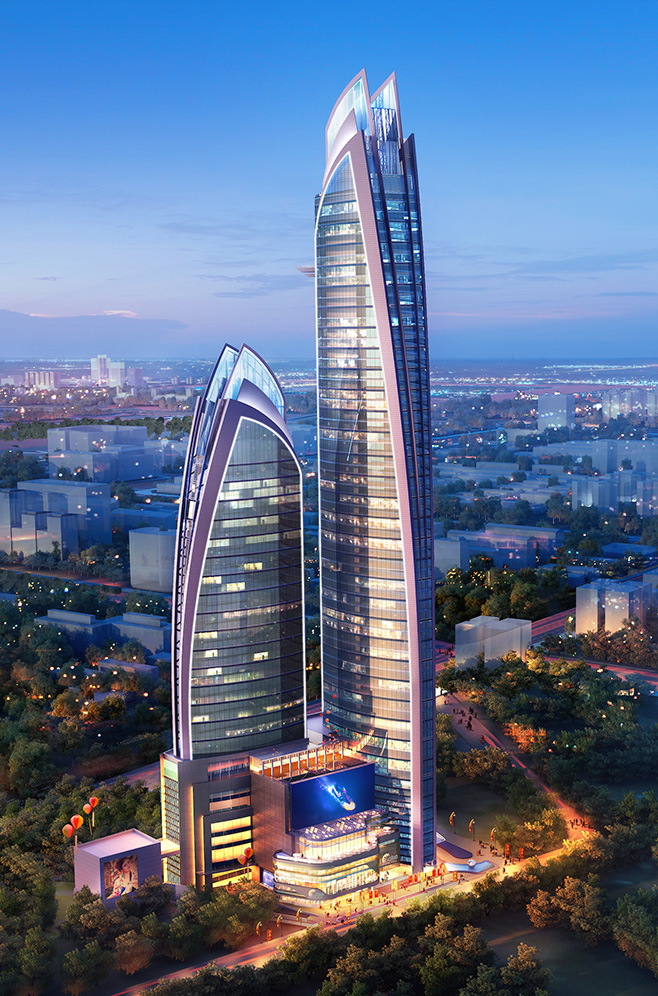 Pinnacle Towers